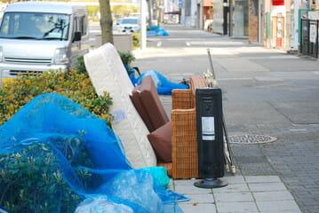 行政粗大ゴミ回収