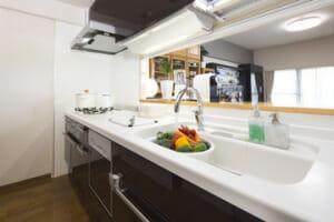 キッチンの清掃方法