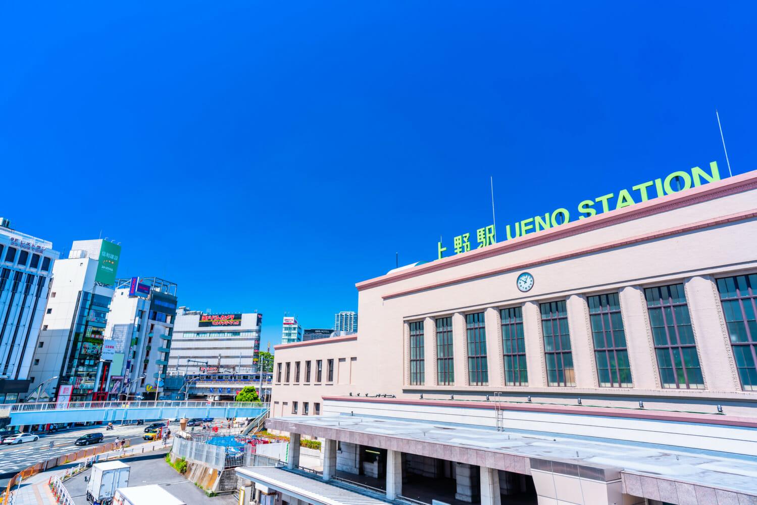上野駅周辺での粗大ゴミ回収方法は?おすすめの民間業者5選