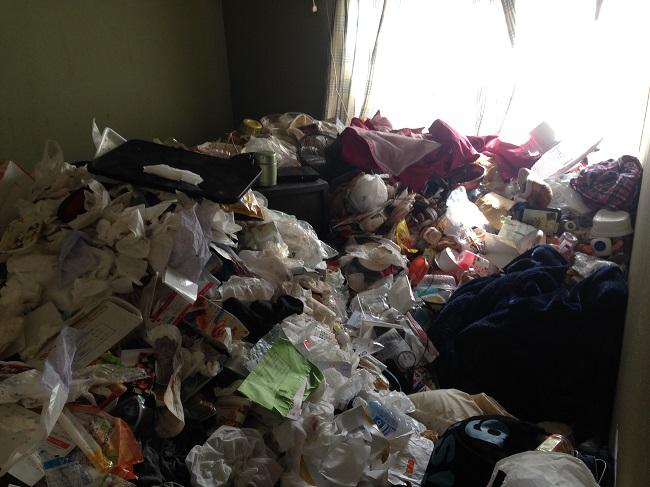 マンションのゴミ屋敷清掃費用